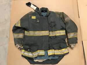 Morning Pride Bunker Gear Jacket Fdny Style Size 50