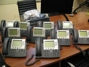 Voip Complete Phone System Cysco Ip Phone 7661 Series