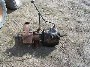 Ford Np 435 4 Spd 205 Transfer Case Combo