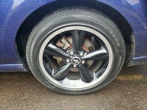 Torque Thrust 18 Wheels Set Of 4 Wrapped In Goodyear All Season Tires