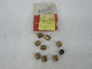 Nos 1934 1983 Gm Starter Motor Drive End Bushings 9 Gm 1839345 Dp
