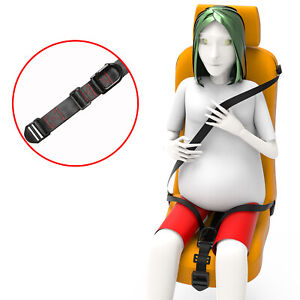 Pregnant Seat Belt Maternity Women Accessory Car Belt Adjuster Safety Moms Belly
