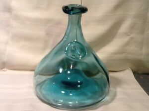 Vintage Julius Wile Wine Bottle Decanter