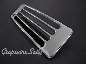 Limited Supply Wedgewood Vintage Stove Parts Chrome Stove Top Vent