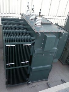 Pioneer Substation Transformer 4000 5333 Kva