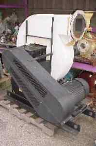 20 Hp Centrifugal Blower Chicago Blower Co