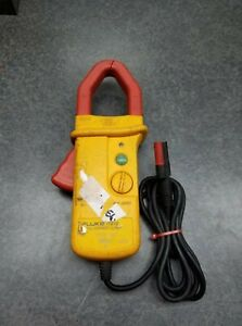 Fluke I1010 True Rms Ac dc Current Clamp 600v 1000a As Is For Parts
