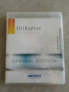 Kantech Entrapass Special Ed Ver 6 02 Access Software New Factory Sealed
