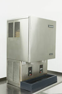 Used Scotsman Mdt5n25a 1j 523 Lb Air Cooled Nugget Ice Water Dispenser