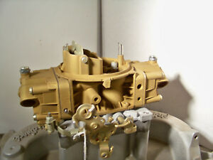 Holley 4778 700 Cfm Double Pumper 4 Barrel Carburetor