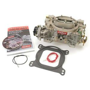 Edelbrock 1409 Performer Series 4 Barrel 4bbl Carburetor 600 Cfm