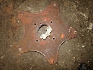 Case Vac Tractor Cast Rear Hub