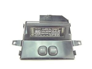 Ford Excursion Overhead Console Message Center Temp Digital 00 01