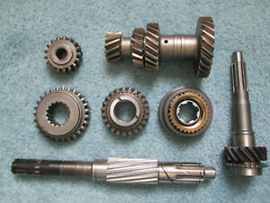 49 54 Ford 51 54 Mercury Overdrive Transmission Gear Set 54 Merc Mb Gears