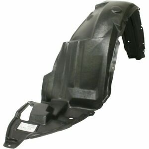New 2009 2010 Inner Fender Front Driver Side For Toyota Corolla To1248149