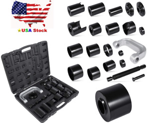 Master Set Tool Ball Joint Press Service Adapter U Joint Removal Kit For Ford Gm