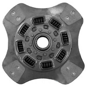 70272080 New 12 Dampened Ceramic Trans Disc For Allis Chalmers 4w305 8550