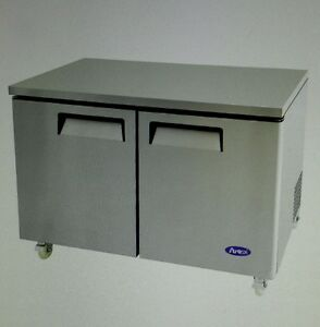 Atosa Mgf8402gr 48 undercounter Reach in Refrigerator