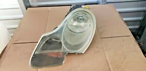 98 99 00 01 02 03 04 Porsche 911 996 Left Side Xenon Headlight 996631057