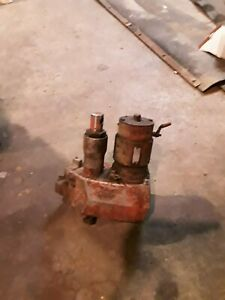 Western Cable Snow Plow Pump May Work Untested