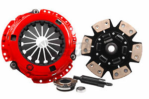 Action Clutch Stage 3 Pressure Plate Disc For Mitsubishi Mirage 88 89 5spd Turbo
