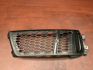 2017 Audi R8 Plus Rear Right Passenger Bumper Grille Aluminum Black Oem