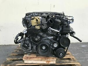 2012 M276 Mercedes E350 C207 3 5l Complete Engine Assembly Used 38k