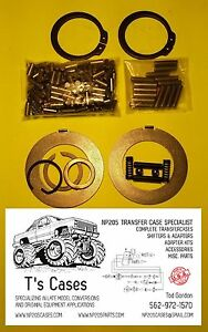 Np205 Transfer Case Small Parts Kit New Process Chevy Ford Gmc With All Clips