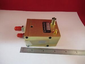 Optical Acoustic Modulator Aom Intraaction Aqs247aw2a Laser Optics ae fd 03