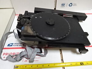 Semprex 12 9268 Polyvar Stage Table Micrometer Wafer Inspection Microscope te 1