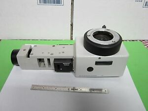 Microscope Part Optics Leitz Vertical Illuminator Germany As Is Bin 39 a