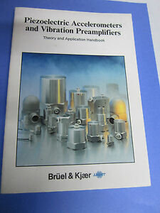 Bruel Kjaer Book Accelerometer Theory Calibration Vibration Amplifiers Sk