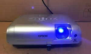 Epson Lcd Projector Emp s4 working