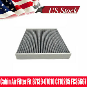 Cabin Air Filter With Carbon For Toyota Camry Rav4 Corolla Highlander