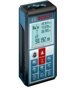 Bosch Laser Distance Meter Compatible With Android And Ios Devices Ems Glm100 C