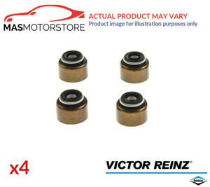 Valve Stem Seal Set Victor Reinz 70 26058 00 4pcs P New Oe Replacement