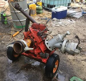 Hale 6 Pto Irrigation Pump 540 Rpm