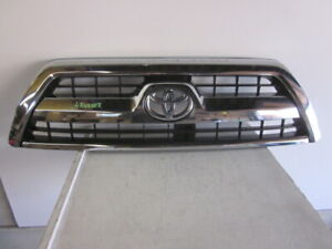 2006 2009 Toyota 4runner Grille Assembly Oem P 53100 35a13 C0