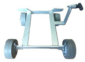 Clarke American 12 Dolly Cart