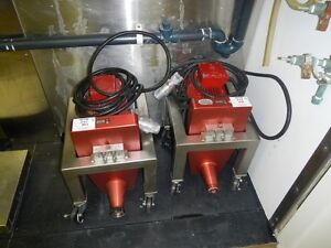 Polytron Homogenizers lot Of Two 866 390