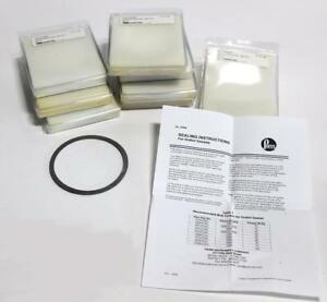 Lot Of 8 Egc Enterprises Grafoil Gaskets P n 315hckl For Parr Reactor New