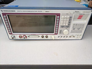 Rohde Schwarz Cmd 57 Digital Communication Tester With Options
