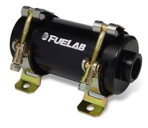Fuelab Reduced Size Efi In Line Fuel Pump 700hp Street Strip Speed Adjustable Dc