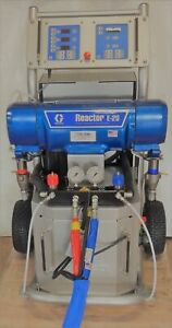 Used 2015 Graco E 20 Reactor package