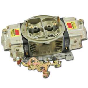 Aed Performance 650ho Bk Double Pumper Carburetor Black