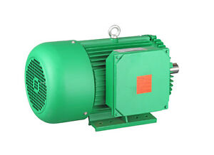 10hp Electric Motor Farm Duty 1 3 8 Shaft 1 Phase 215t 1725rpm free Shipping