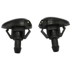 New Right Left Windshield Washer Nozzles Fit For Nissan Frontier Xterra 98 04