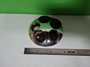 Microscope Part Dialux Leitz Germany Nosepiece As Is as 57