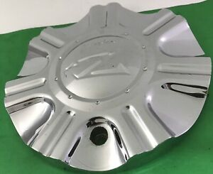 Zinik Center Cap 5 7 8chrome Wheels Center Cap