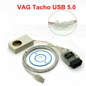 Vagtacho 5 0 Usb Version Vag Tacho Upgrade Does Not Require A Usb Dongle